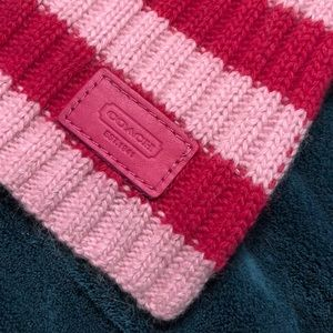 Coach scarf